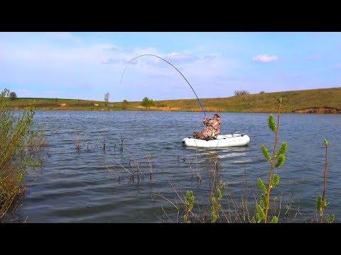 Охота за трофейным карпом! Все таки я его взял! Рыбалка на удочку +КОНКУРС!