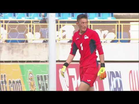 DPR Korea - Mongolia Highlights (M) | EAFF E-1 Football Championship 2019 Preliminary Round 2
