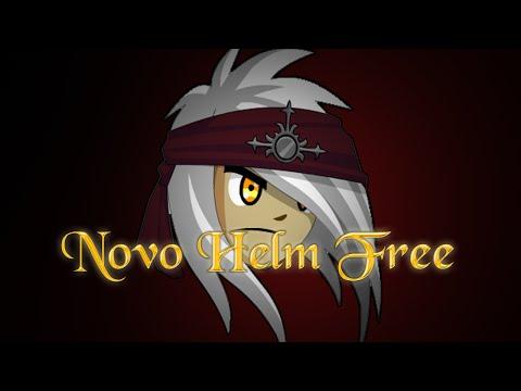 =AQWorlds= Novo Helm Free (Silver Sun Bandana)