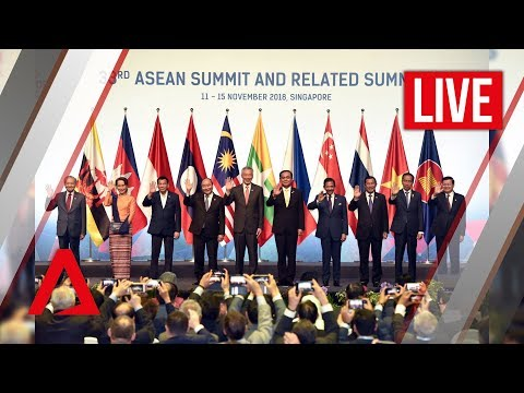 [LIVE HD] Official opening of the ASEAN Summit in Singapore