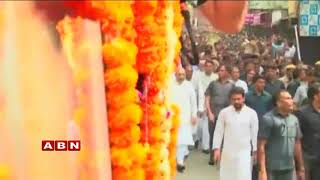 PM Modi and Amit Shah part of former PM Vajpayee funeral procession