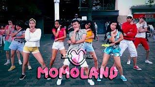 [KPOP IN PUBLIC/ 1THEK DANCE COVER CONTEST] MOMOLAND (모모랜드) _ BAAM [TRAINEES COMPANY]