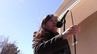 Santa Fe Indian Center - Moral Monday @ New Mexico State Capitol - Laurie Weahkee