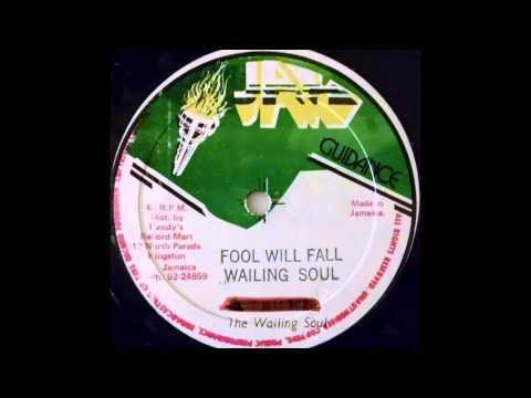 WAILING SOULS - Fool Will Fall [1981]