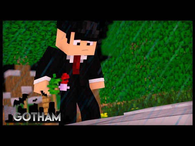 Minecraft: Gotham - LembranÇas Do Bruce
