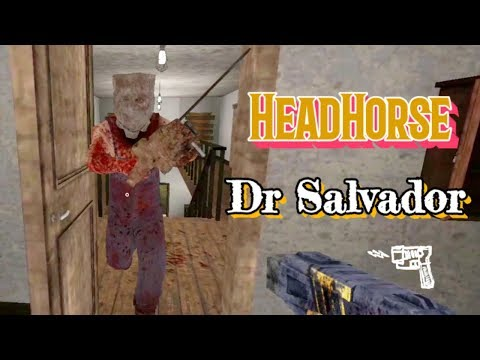 HeadHorse Dr Salvador In Door Escape