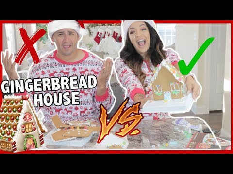 Gingerbread House Competencia /