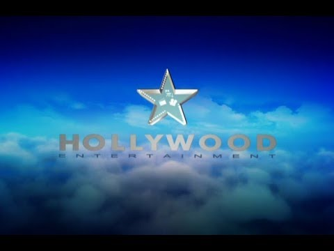 Hollywood Entertainment logo 2003?
