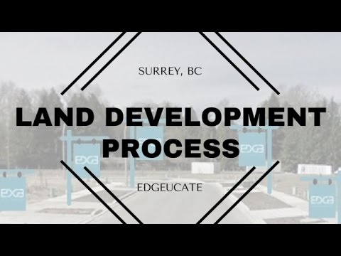 City of Surrey Land Development Process