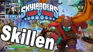 Skylanders Trap Team - Head Rush Skillen auf Stahl-Lungen Weg [HD] Deutsch/German
