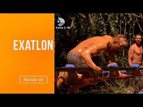 Exatlon Romania (21.04.2019) - Un nou joc de eliminare! Razboinicii vor sa-i elimine pe Faimosi!