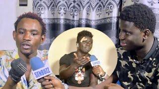 Suite aux propos de Pawlish Mbaye, Ouzin Keita s'énerve en pleine émission et frappe l'animateur