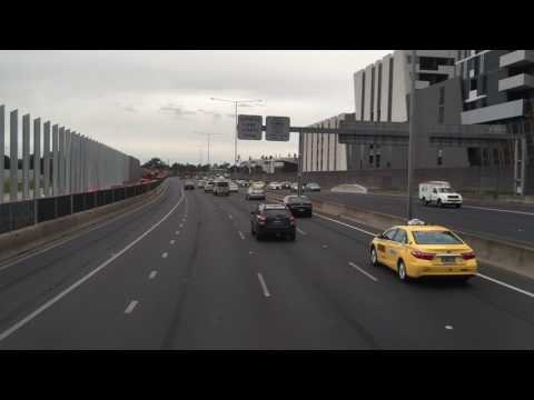 Skybus - Southern Cross Station to Melbourne Airport