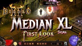Median XL Sigma - First Look - Diablo 2