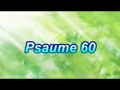Psaume 60