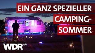 Camping - Vom Zęlt bis zum Luxuscaravan | Heimatflimmern | WDR