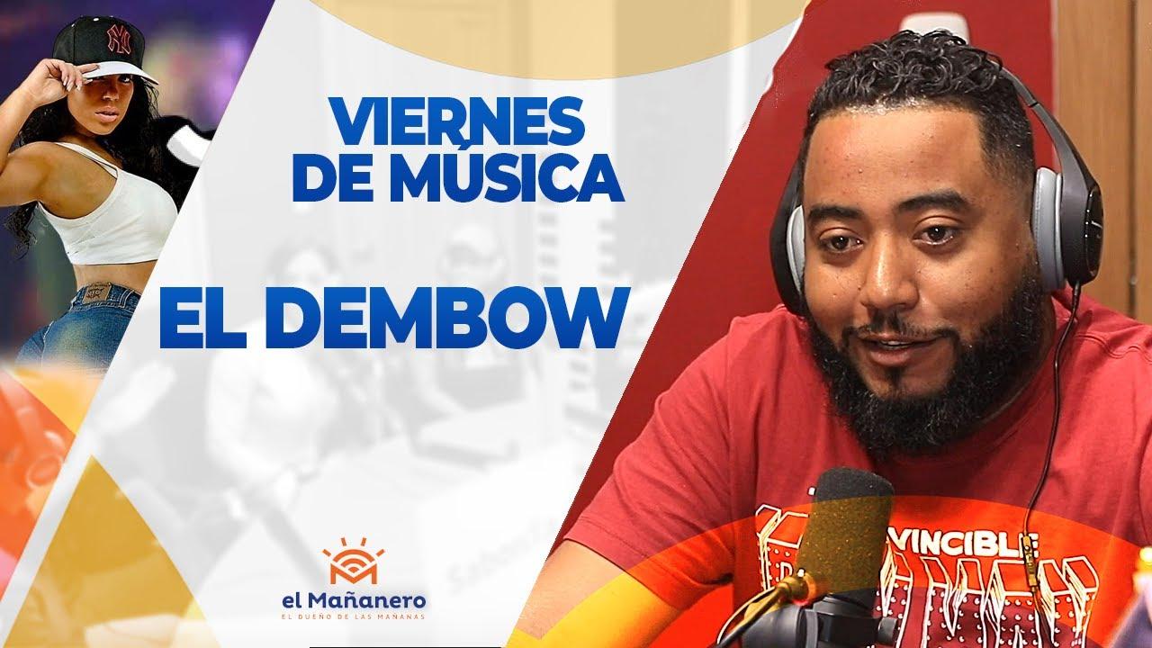 Historia del Dembow - Viernes de música (Ariel Santana)