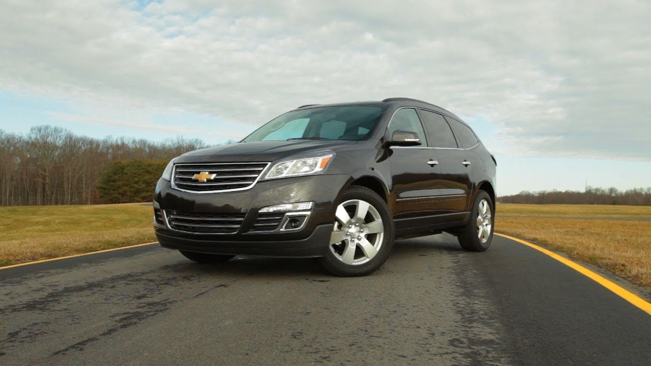 2013 Chevrolet Traverse First Drive Consumer Reports Doovi