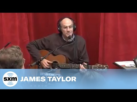 "James Taylor ""Carolina In My Mind"" Live on SiriusXM"