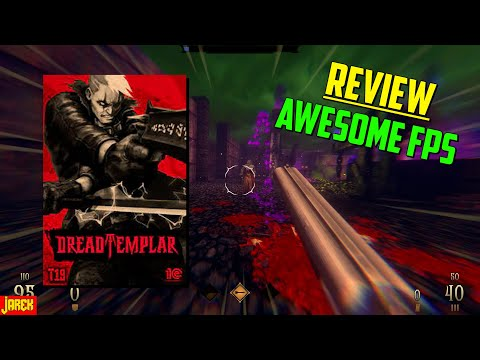 Dread Templar Review - If You Like Doom You Will Love This Game