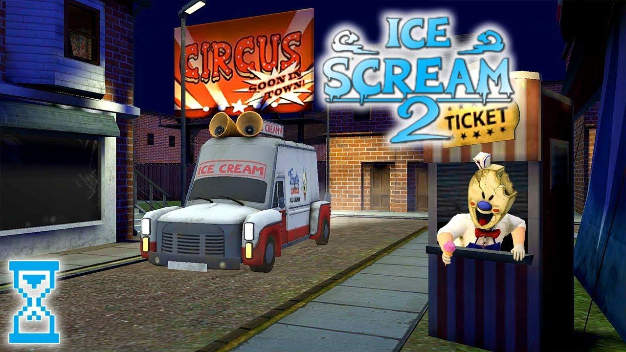 Вышла новая игра Мороженщик 2 | Ice Scream 2