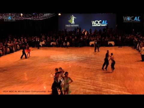 2014 WDC World Championships - Professional Latin -Final