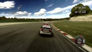 Superstars V8 Racing [PS3] - Riding Under the Sun