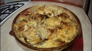 Вкуснейший рецепт приготовления МИНТАЯ!!! Delicious recipe for cooking MINTAYA !!!
