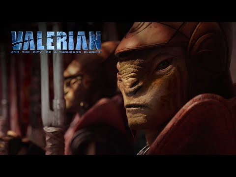 "Valerian and the City of a Thousand Planets | ""Imagination"" TV Commercial 