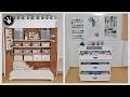 Download Organisation und Ordnung von DIY-Material und Werkzeug im Arbeitszimmer - MAKEOVER I Teil 2