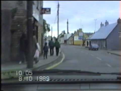 Tour Of Trim, County Meath, Ireland 1989 Part 1 of 2