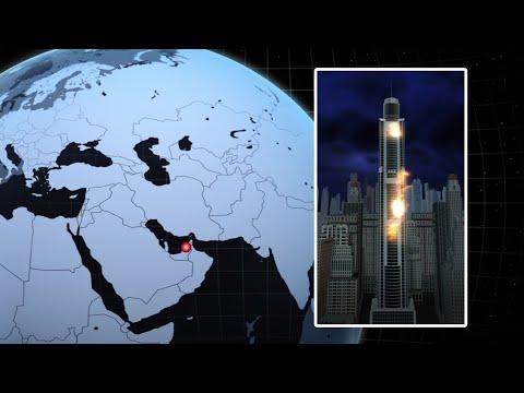 Fire blazes through high-rise Torch Tower in Dubai