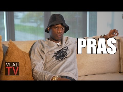 Pras Reacts to Wyclef Getting Arrested in LA, Watches  for the First Time