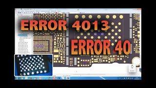 Error 40