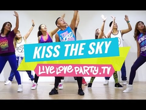Kiss The Sky | Zumba® | Live Love Party