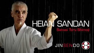 Heian Sandan Kata - Toru Shimoji
