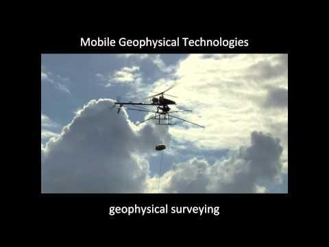 MGT UAS borne Radio Electromagnetics - Geophysical Exploration