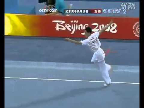 Beijing Olympics Wushu 2008