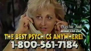 1999 - Ad for Psychic Talk thumbnail
