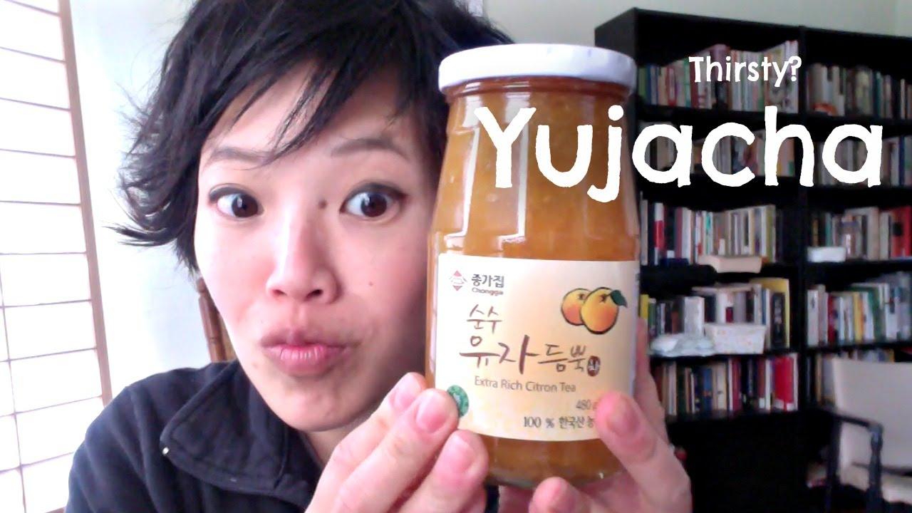 Yujacha Korean Citron Yuzu Tea   Thirsty 12