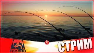 Russian Fishing 4 Пару часиков Рыболовной Жизни