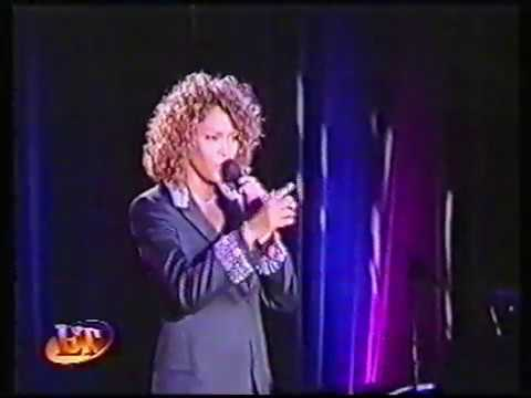 Rare clip Whitney Houston