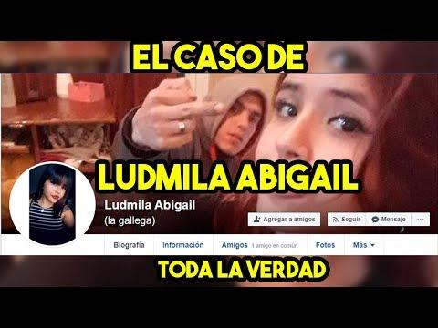 El CASO VIRAL de LUDMILA ABIGAIL - Toda la verdad