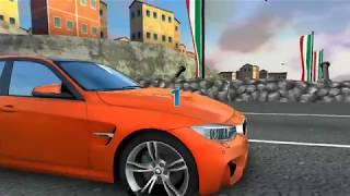 BMW M3 Sedan TOP Speed || asphalt nitro best offline racing game ever [2018]