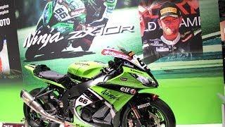 Tom Sykes | Kawasaki Racing Team 2013 Kawasaki Ninja ZX-10 SBK