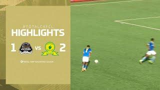 HIGHLIGHTS   TP Mazembe 1 - 2 Mamelodi Sundowns   Matchday 3   #TotalCAFCL