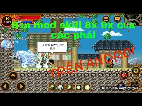 các lệnh hack trong ninja school online - BẢN HACK NINJA SCHOOL MOD SKILL 8X 9X CỦA CÁC PHÁI