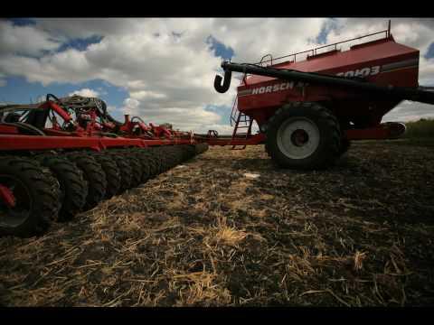 Farming tour of Tambov in Russia.