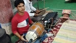 Man Mein Basa Kar Teri Murti Utaru Main Girdhar Teri Aarti Bhopal Ke Mandal Ke Sath Jay Ho Youtube