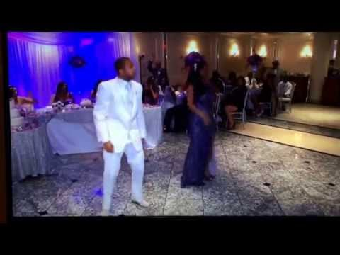 Best Mother & Son Wedding Dance. Mom kills the Watch Me Whip & Nae Nae Dance. #Cabello2K15
